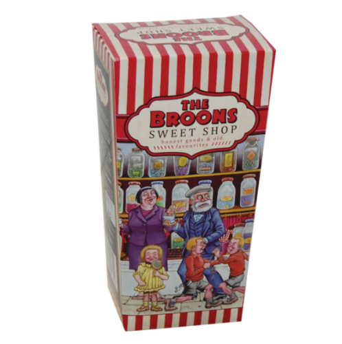 Broons Sweet Shop Celebration Box